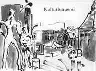 [Sketch of Kulturbrauerei]